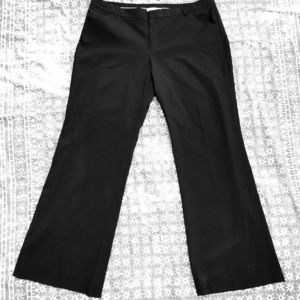 Gap Black Perfect Trousers